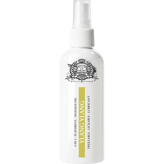 TOUCHE ICE LUBRICANTE COMESTIBLE YLANG YLANG 80 ML