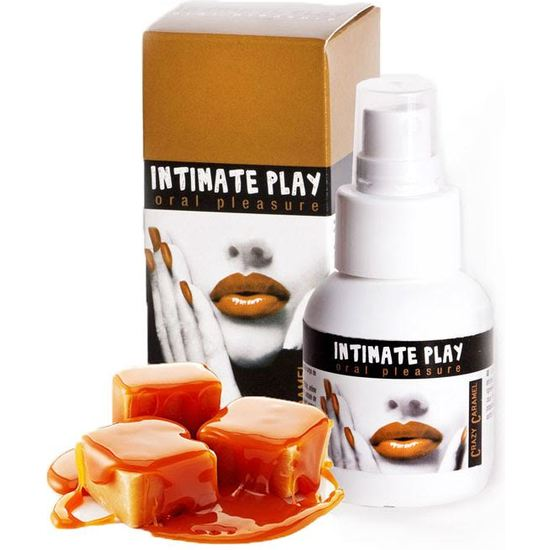 INTIMATE PLAY GEL PARA SEXO ORAL CARAMELO (ST - )