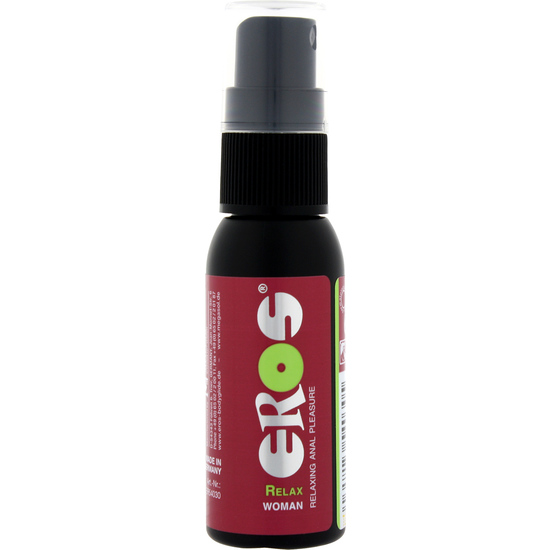 EROS RELAX SPRAY RELAJANTE ANAL PARA MUJER (TALLA ST) (COD. 17785)