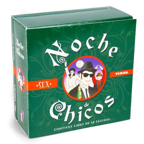 NOCHE DE CHICOS (2)