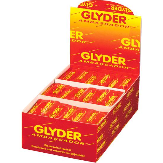 GLYDER AMBASSADOR (Caja 144 Unid.)