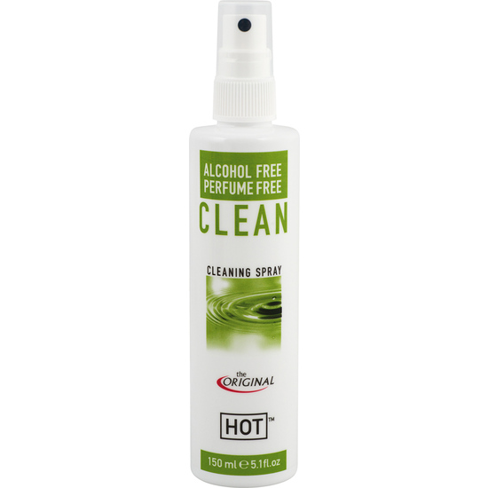 HOT BIOCLEAN SPRAY LIMPIADOR 150 ML.
