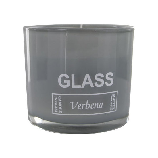 KIT VELA PERFUMADA GLASS (ST - )