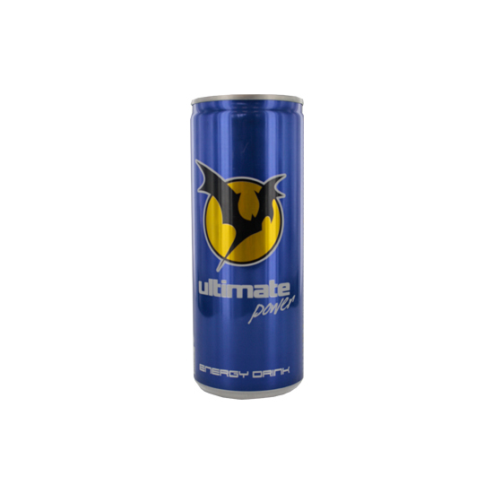 ENERGY DRINK ULTIMATE POWER (ST - )