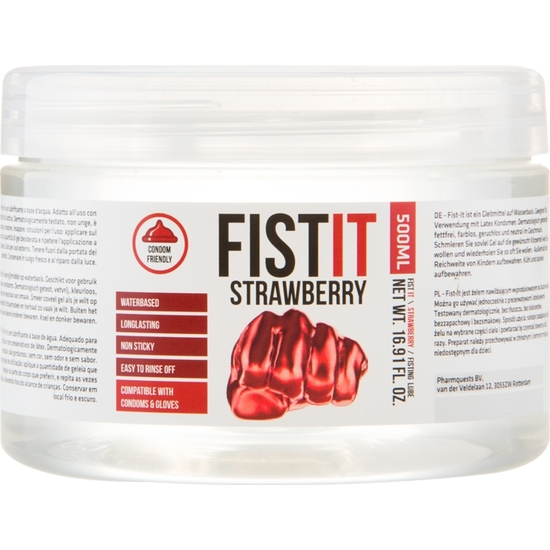 FISTIT LUBRICANTE FRESA EXTRA THICK 500ML (ST - )