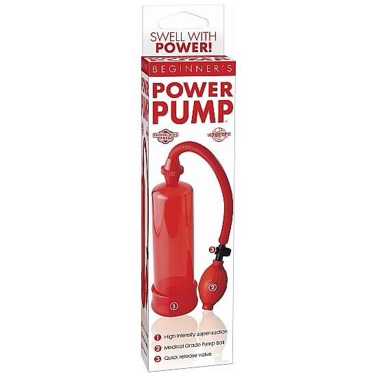 BEGINNERS POWER PUMP RED (1)