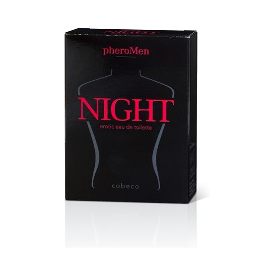 PHEROMEN EAU DE TOILETTE NIGHT 15 ML