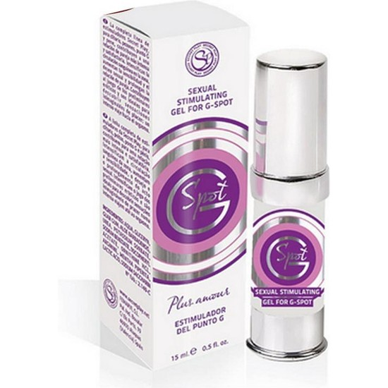 ESTIMULADOR DEL PUNTO G PLUS AMOUR 15 ML
