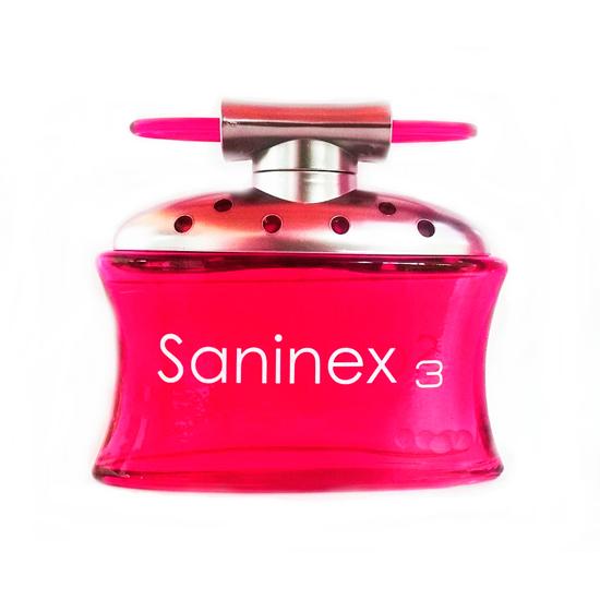 SANINEX 3 FRAGANCIA PERFUME UNISEX FEROMONA 100 ML (1)