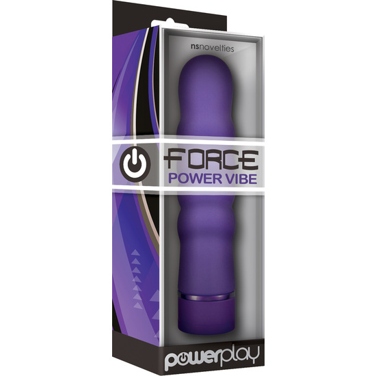 POWERPLAY VIBRADOR MORADO (ST - )