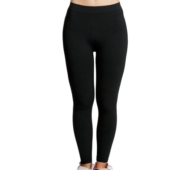 LEGGINS BASICS PUSH UP NEGRO (M - )