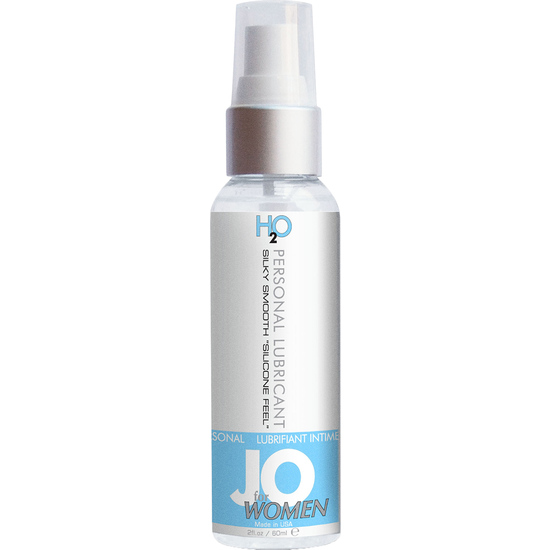 JO FOR WOMEN LUBRICANTE BASE DE AGUA 60 ML