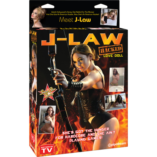 J-LAW HACKED MUÑECA HINCHABLE