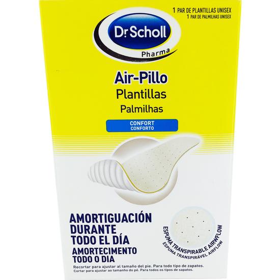 DR. SCHOLL AIR-PILLO PLANTILLAS