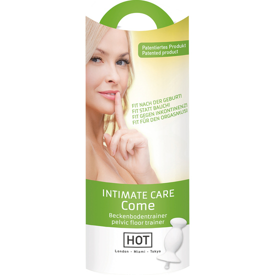 HOT INTIMATE CARE COME - ENTRENADOR PÉLVICO