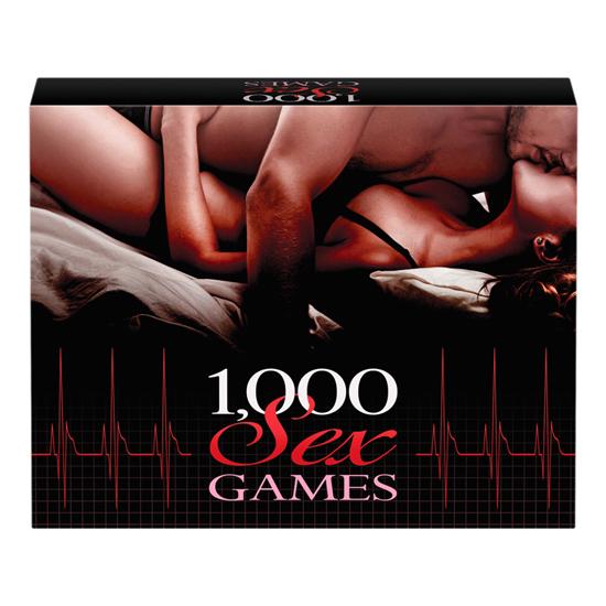 KHEPER GAMES - 1000 SEX GAMES - EN INGLÉS