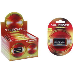 PILAS ALK R9, XXL-POWER, 1UDS.