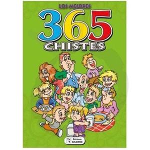 LIBRO 365 CHISTES, SALDAÑA