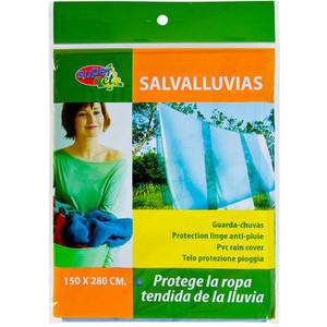 SALVALLUVIAS, SUPERNET, 150X280CM.
