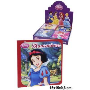 CUENTOS MINIPALABRAS, DISNEY, -PRINCESS-