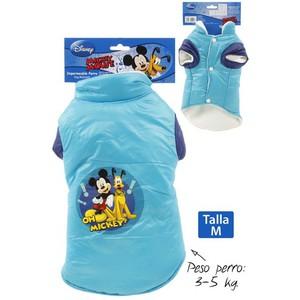 IMPERMEABLE PARA PERRO DE 3 A 5 KG., DISNEY, -MICKEY Y PLUTO-, 1UDS.