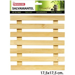 SALVAMANTEL, PRIVILEGE, -BAMBU-