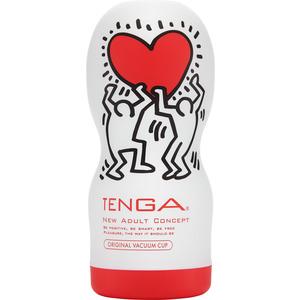 TENGA KEITH HARING GARGANTA PROFUNDA