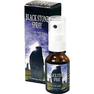 BLACK STONE SPRAY RETARDANTE PARA EL HOMBRE