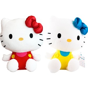 KIT PELUCHES HELLO KITTY 30 CM