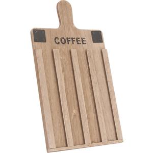 TABLA PARA CAPSULAS DE CAFÉ
