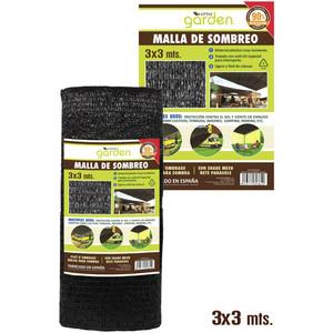 MALLA PARA SOMBREO (3X3 M)