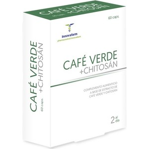 CAFE VERDE CHITOSAN 60 CAPS