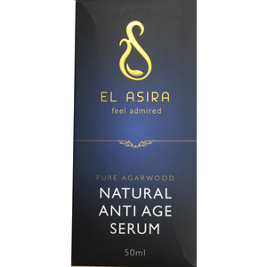 EL ASIRA NATURAL SERUM ANTIEDAD