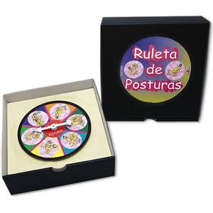 RULETA DE POSTURAS