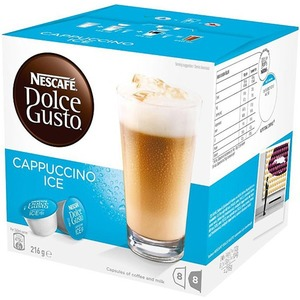 DOLCE GUSTO - CAPPUCINO ICE
