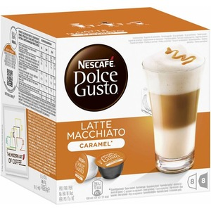 DOLCE GUSTO - LATTE MACHIATO CARAMEL