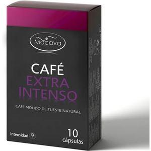 MOCAVA CAFE  EXTRA INTENSO 10 CAPSULAS