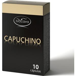 MOCAVA CAPUCCINO, 10 CAPSULAS
