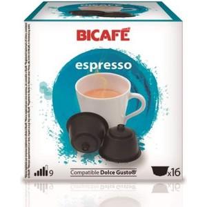 ESPRESSO 16 CÁPSULAS DE LA MARCA BI CAFÉ