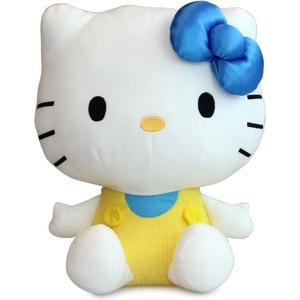 PELUCHE HELLO KITTY WHITE 30 CM ROJO