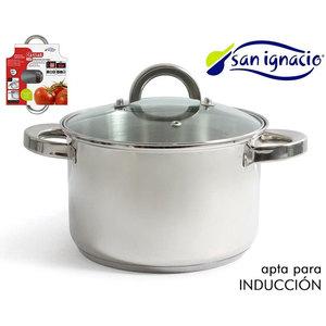 OLLA ACERO IND. 26CM SAN IGNACIO