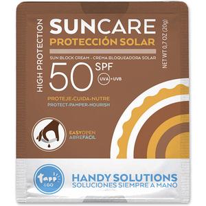 PROTECTOR SOLAR 50SPF 20GR SUNCARE