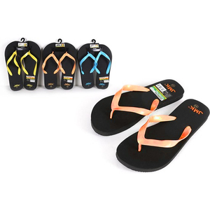 ZAPATILLAS PLAYA NARANJA NEON