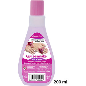 QUITAESMALTE 200 ML