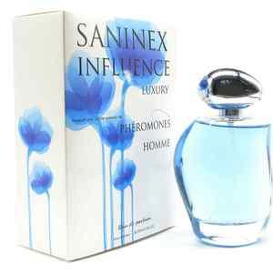 SANINEX PERFUME PHÉROMONES INFLUENCE MOD. LUXURY MEN