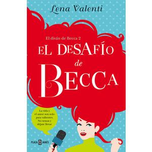 EL DESAFIO DE BECCA (EL DIVAN DE BECCA II) - DE BOLSILLO