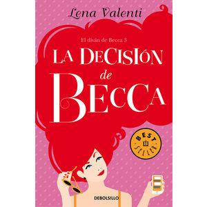 LA DECISION DE BECCA (EL DIVAN DE BECCA III) - DE BOLSILLO