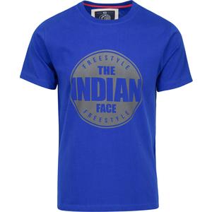 CAMISETA INDIAN FREESTYLE - ROYAL BLUE