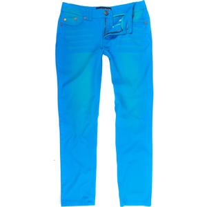 PANTALONES 5 POCKETS USA TIF ROYAL BLUE - ROYAL BLUE