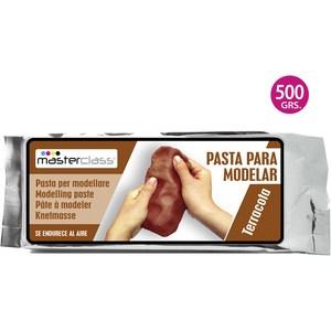 PASTA MODELAR TERRACOTA 500 GR